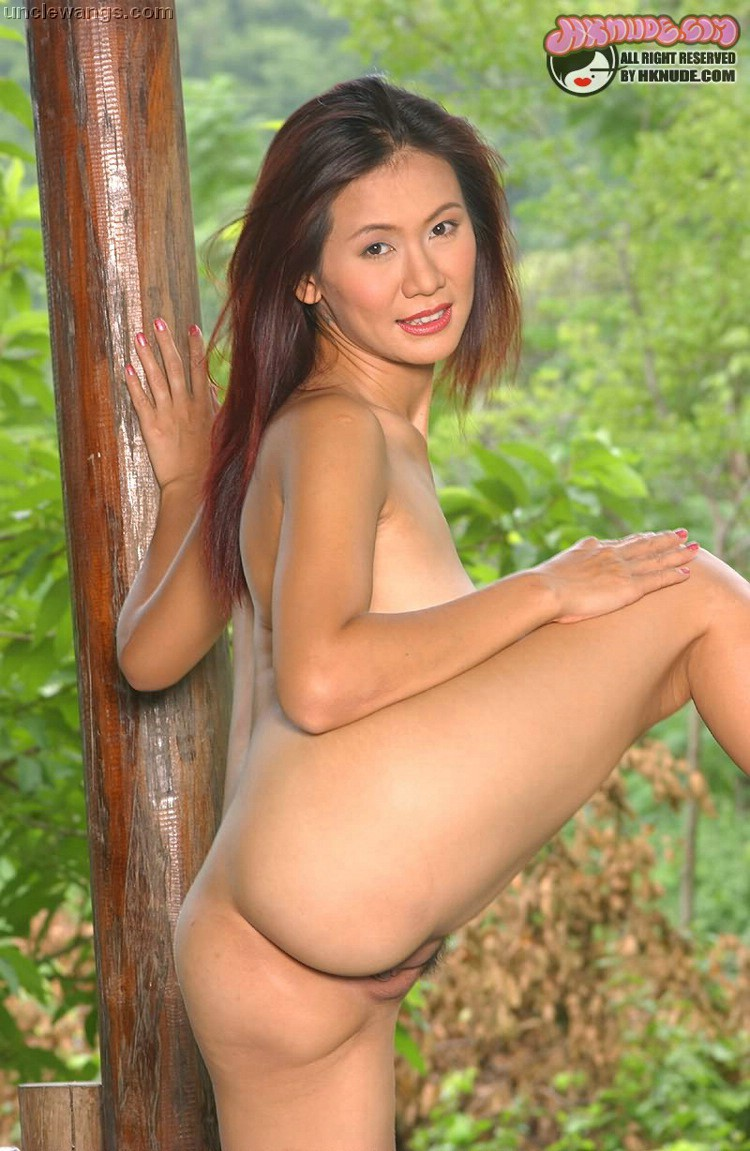Hairy asian girls showing pussy
